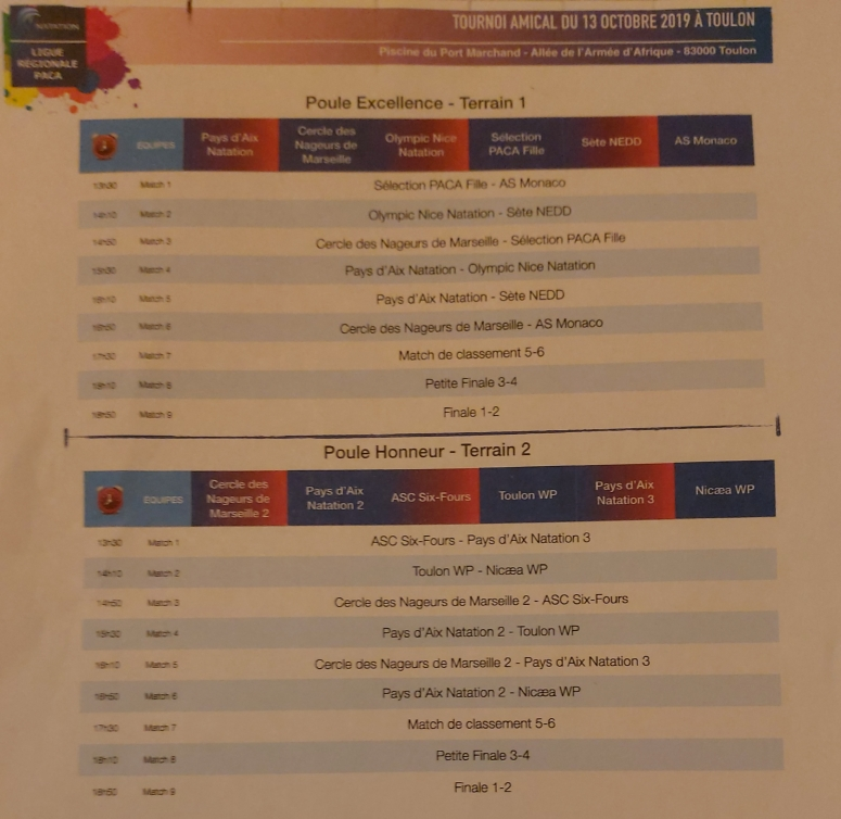 programme 13 10
